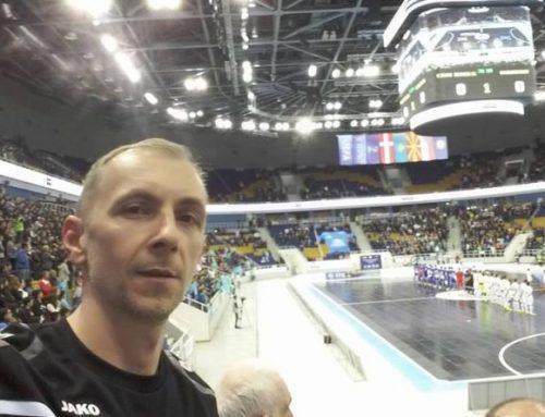 Nový trenér futsalové Slavie Božovič: Přicházím bojovat o nejvyšší příčky!