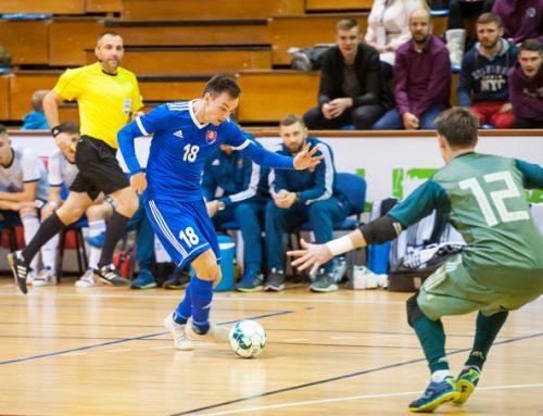 Novinky ze slovenského futsalu v relaci FUTSAL!