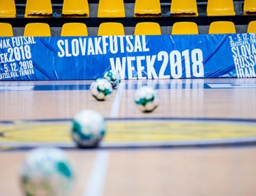 Írán ovládl Slovak Futsal Week 2018!