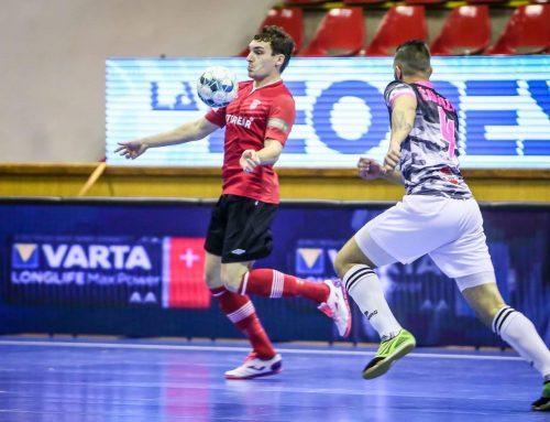 V televizní dohrávce VARTA futsal ligy se Chrudim vrátila na vítěznou vlnu