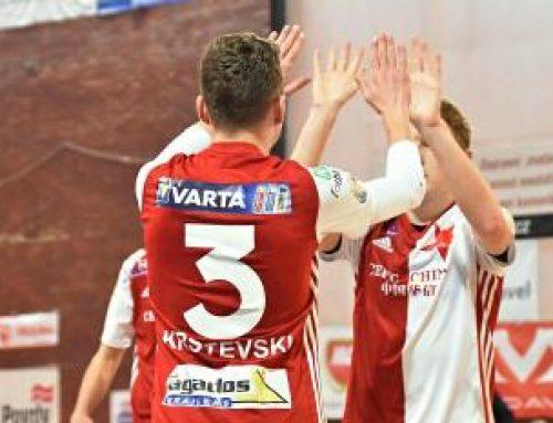 Junioři futsalové Slavie získali český titul!
