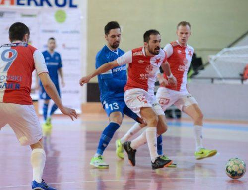 První ztráta mistra. Slavia vybojovala remízu s Chrudimí.