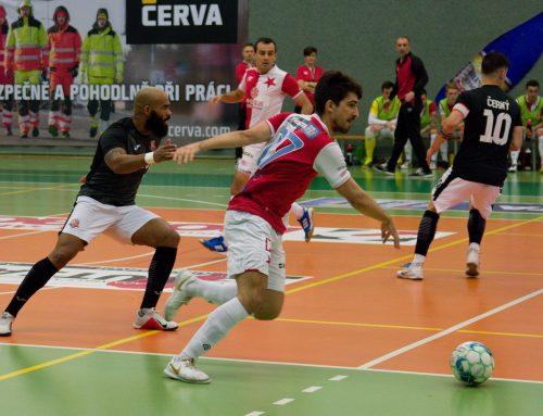 První krok do finále udělaly Teplice a Sparta. Chrudim nedala ani gól