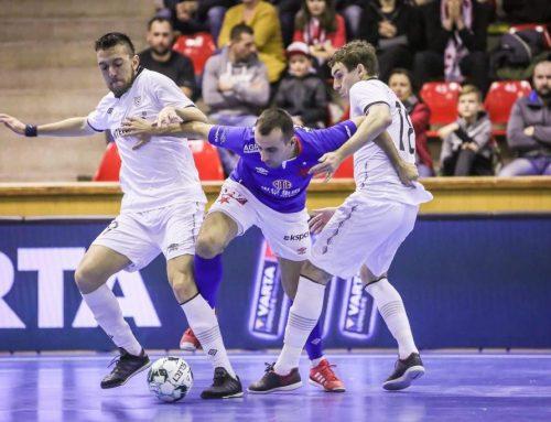 V pátek se dočkáme finále české VARTA futsal ligy!
