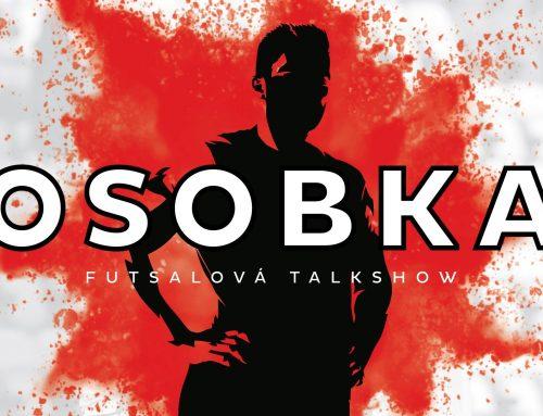 Na české futsalové scéne se objevila nová talkshow Osobka!