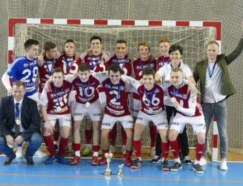 Futsalisté Slavie mistrem České republiky do 19 let!