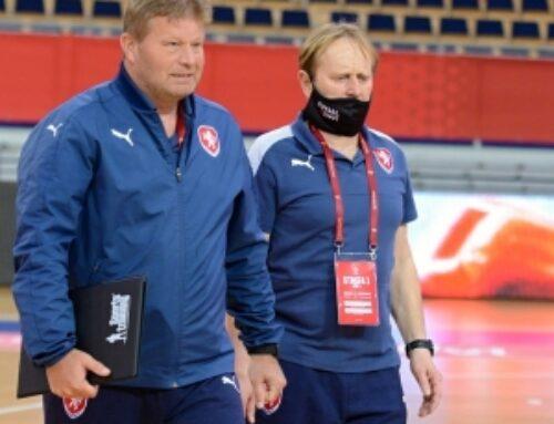 Česká futsalová reprezentace remizovala s mistry Evropy!